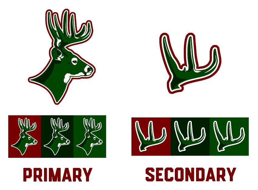 Wisconsin Stags Logo