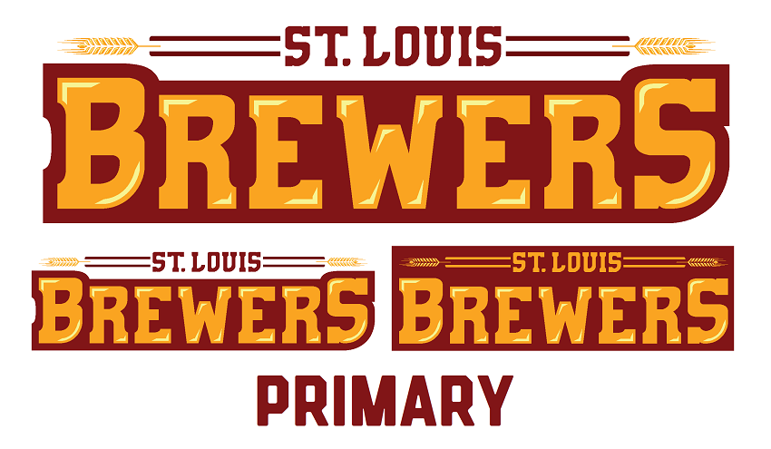 St. Louis Brewers Wordmark