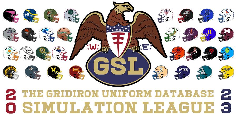 The Gridirion Uniform Database Simulation League