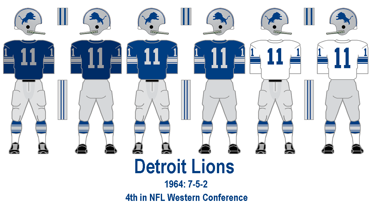 sports shoes baed1 6a8a5 Detroit Lions will reportedly have new alternate uniforms in ...