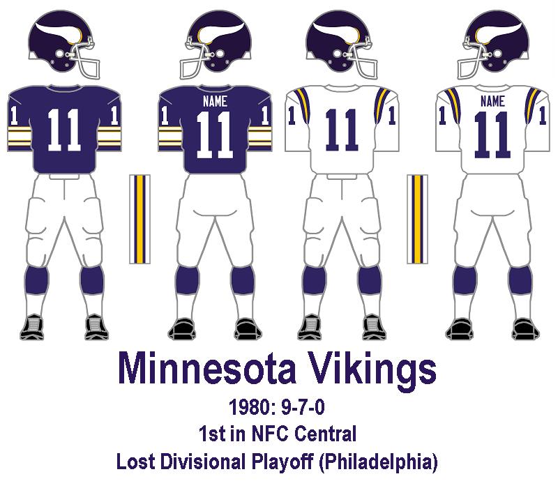 1980 Vikings