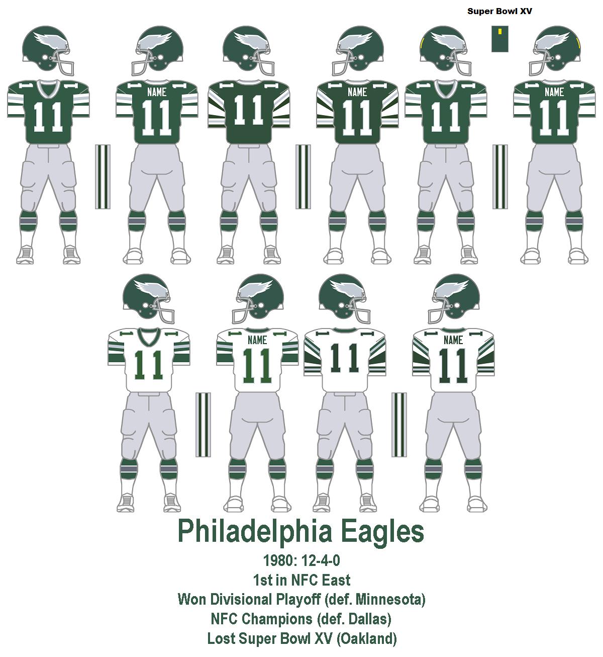 1980 Eagles