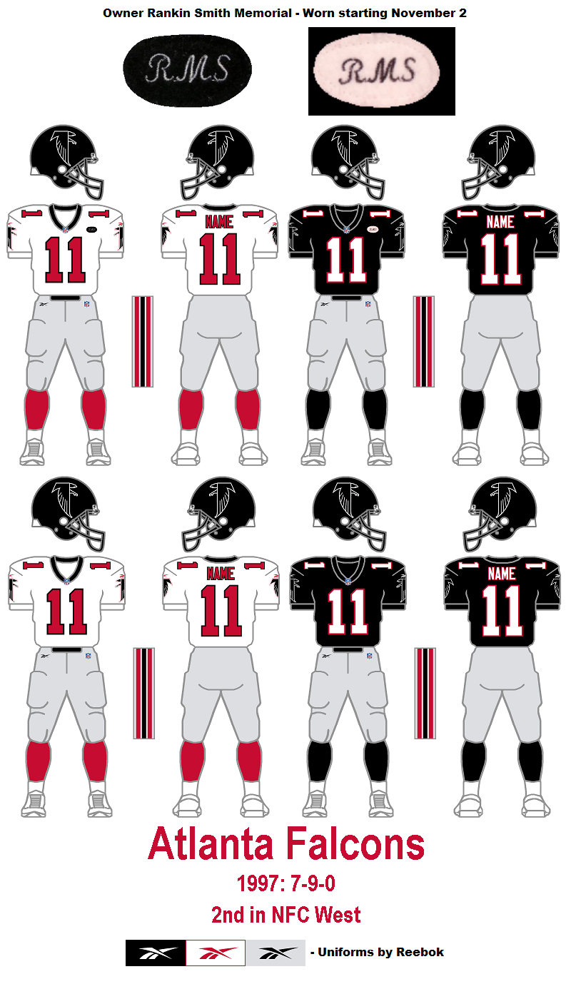 aba81dba Supe's On: The Uni Histories of the Falcons and the Patriots | Uni Watch