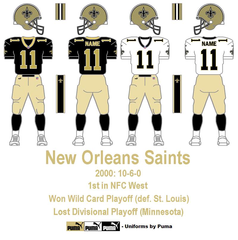 Saints 2000