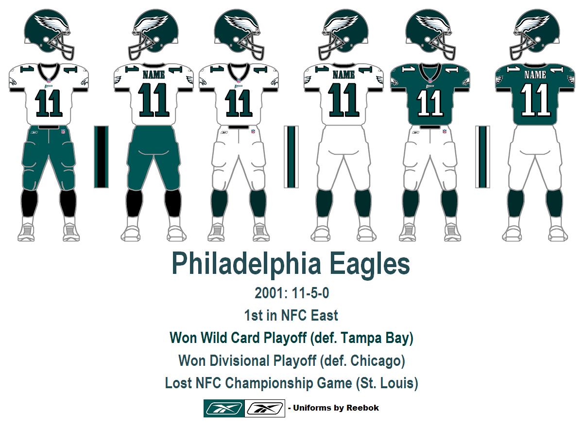 Nike Philadelphia Eagles Dri Fit Legend Elite Font Performance T