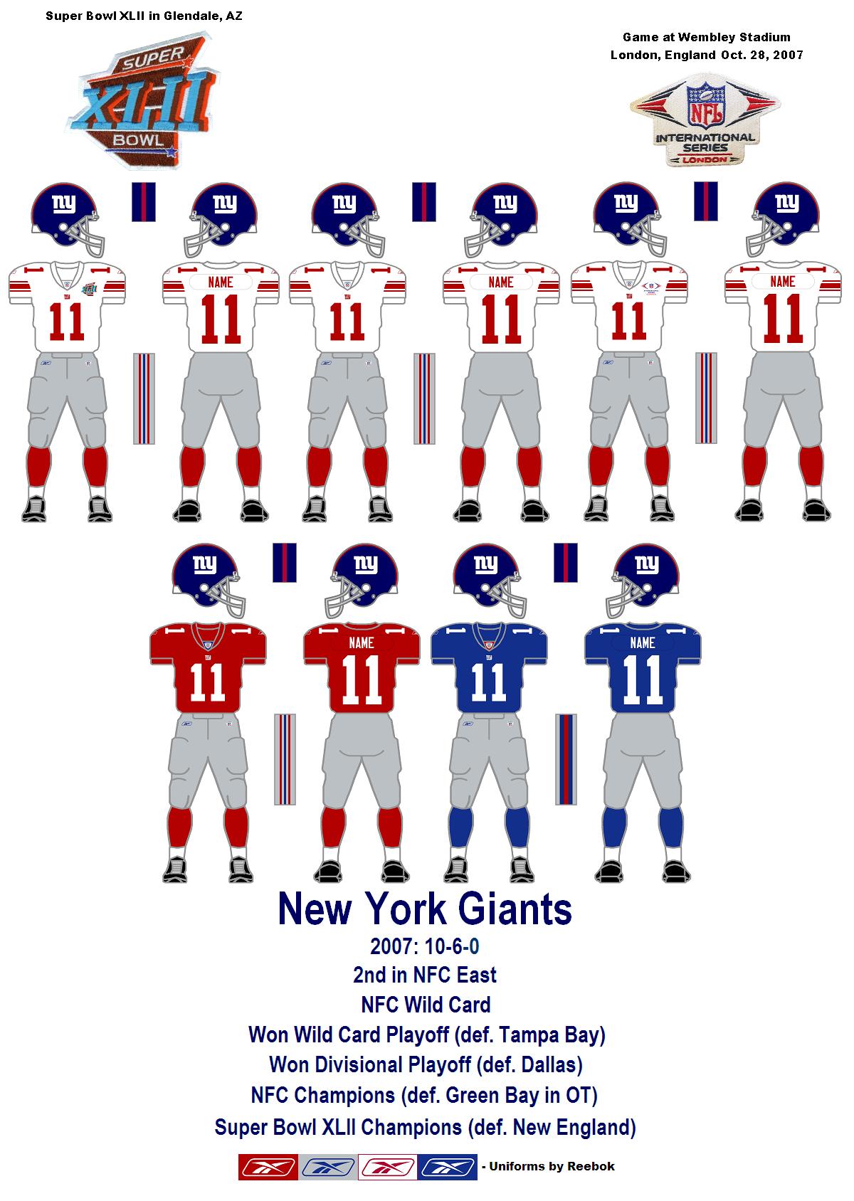 sports shoes eadb6 49f07 new-york-giants-uniforms