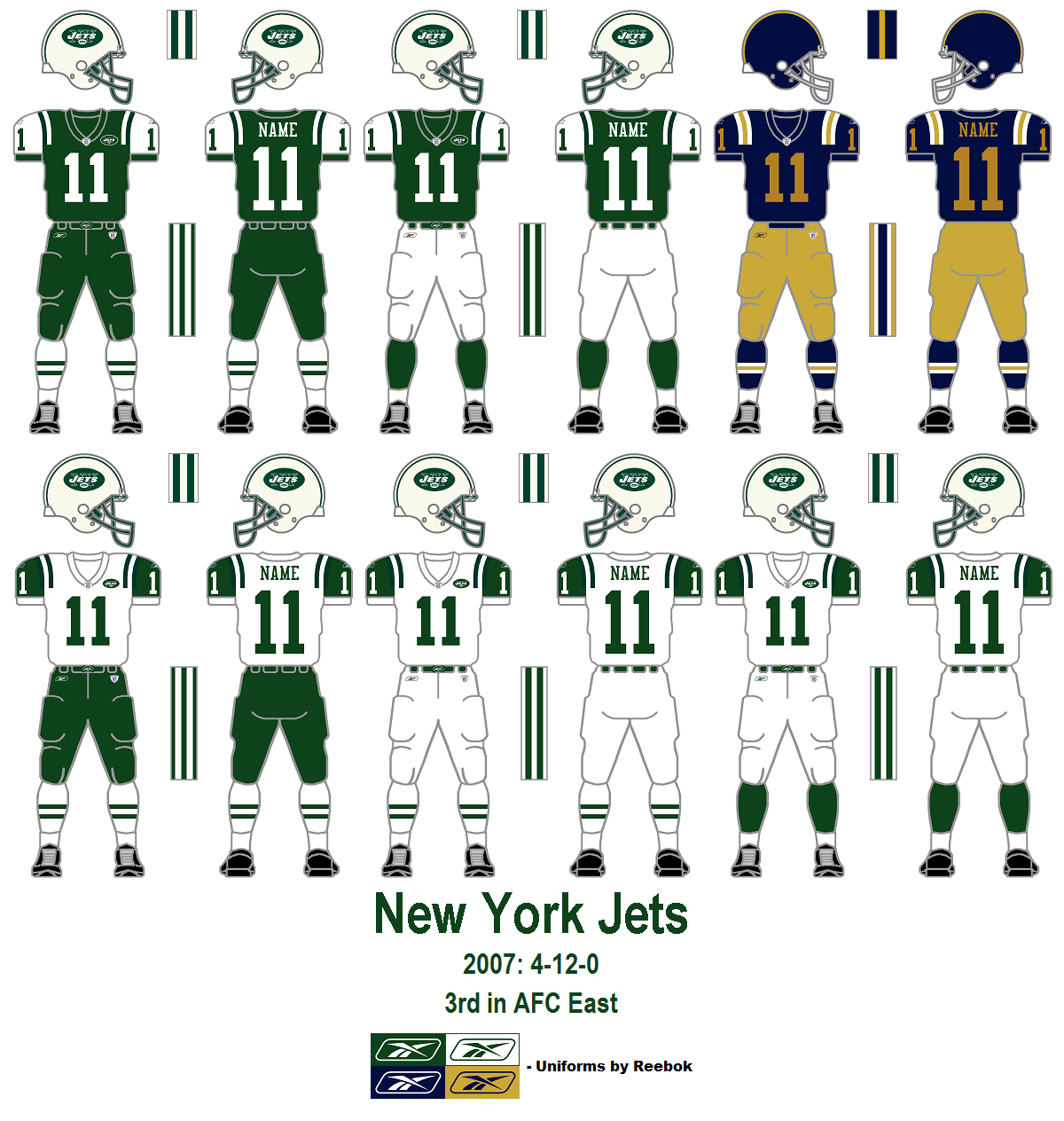 4147cd9b4 The Gridiron Uniform Database