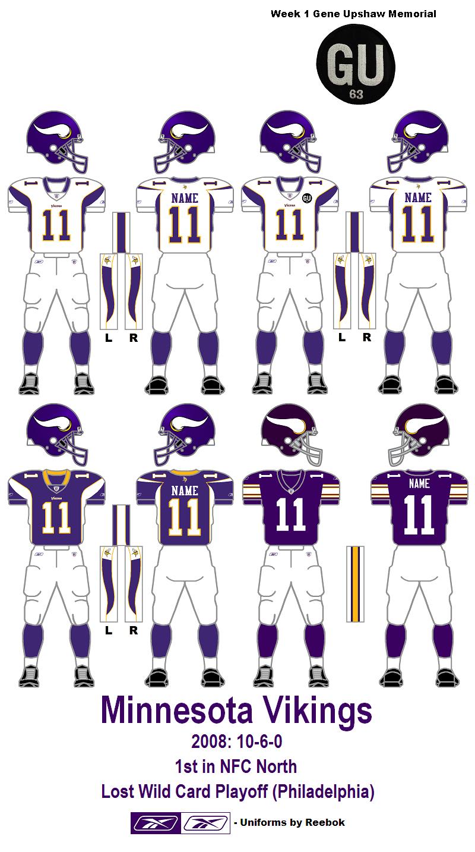 pretty nice c5bef 6f625 Vikings vs. Eagles -- A History In Uniforms | Zone Coverage