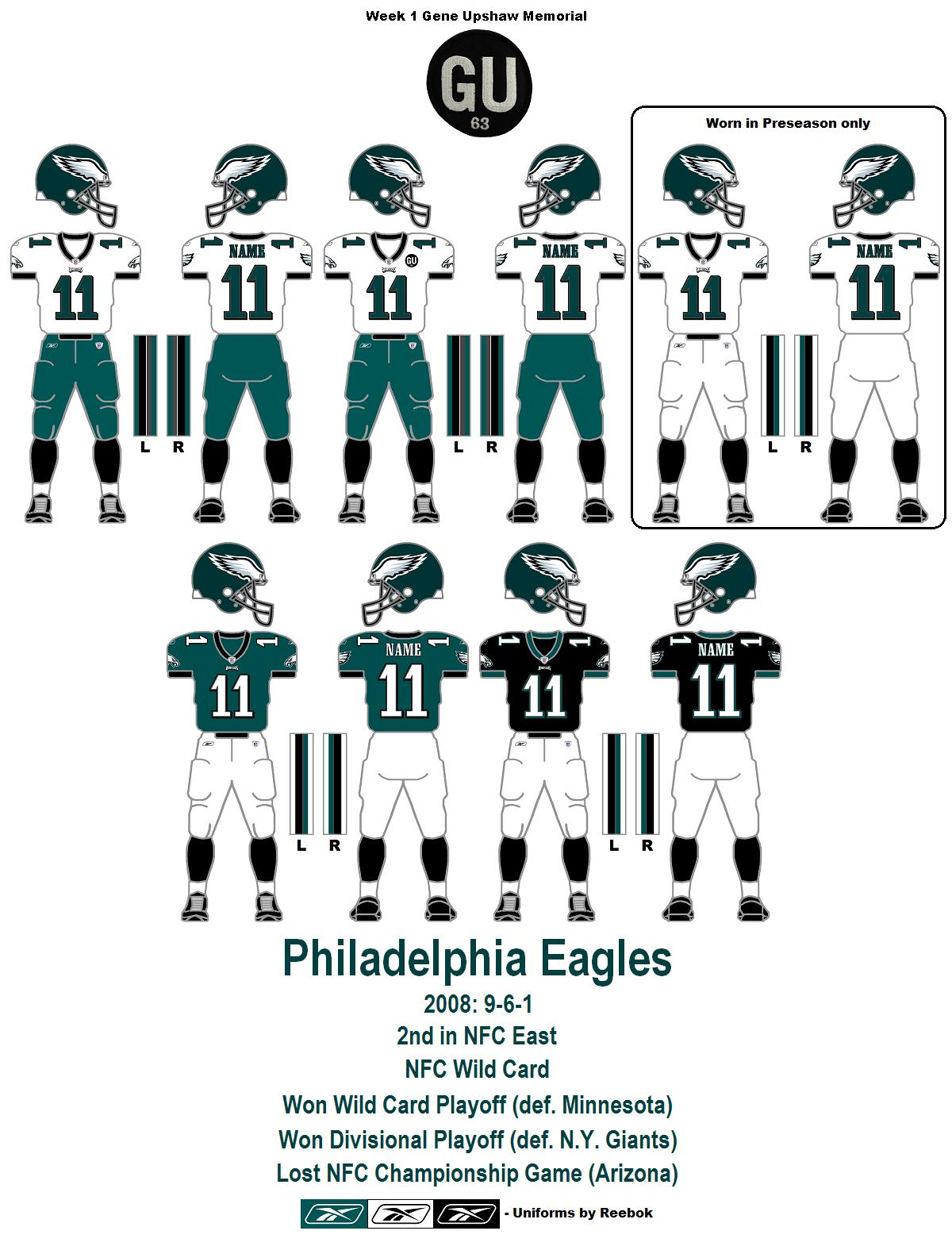 2008 Eagles